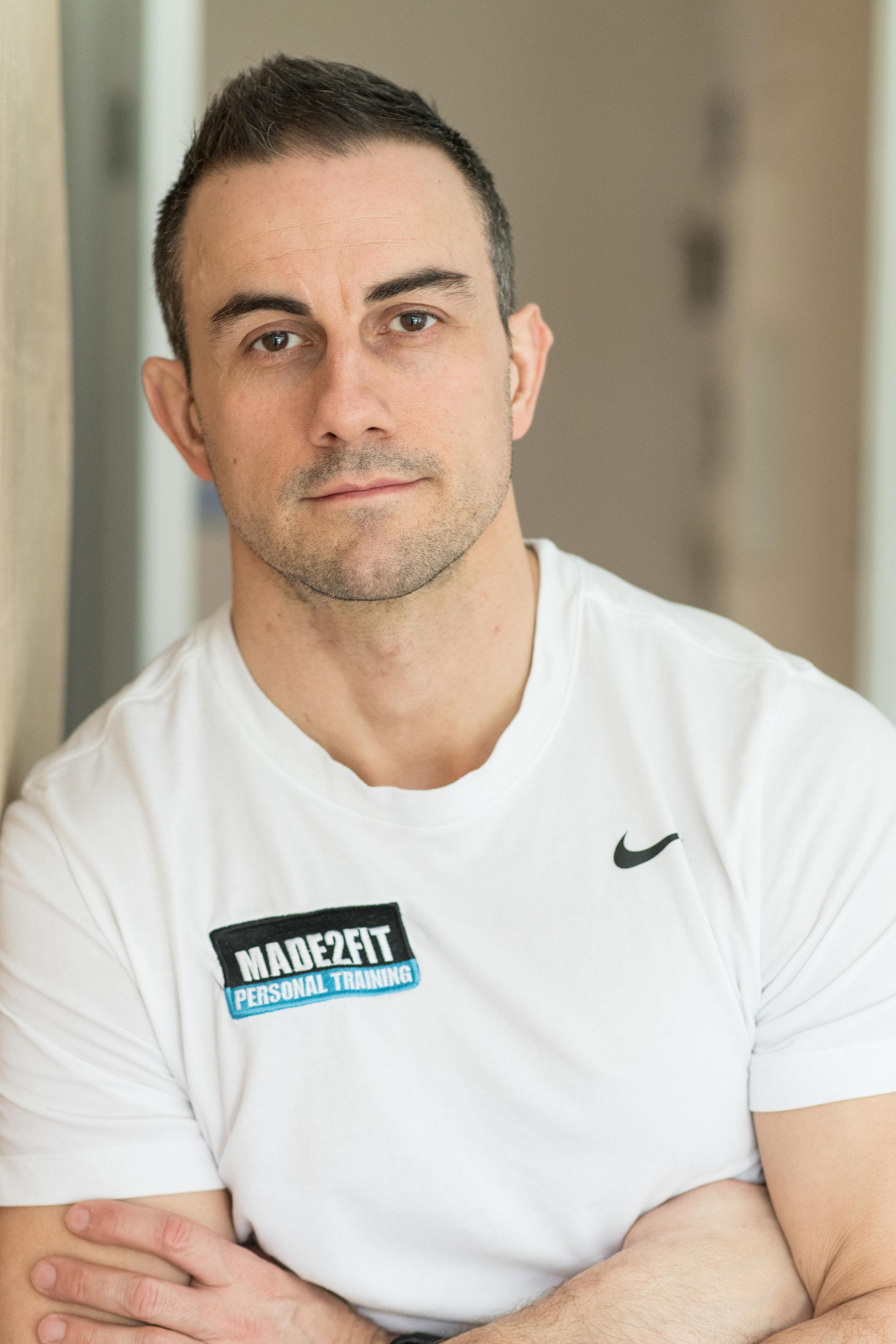 Andy Tweedie - Made2Fit Personal Trainer